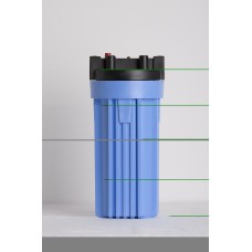 "10AH - 3/4"" Twin water filter system + addons"